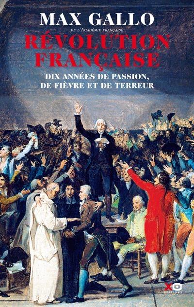 REVOLUTION FRANCAISE 1 VOLUME