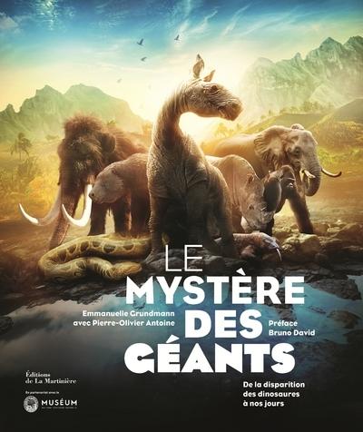 LE MYSTERE DES GEANTS