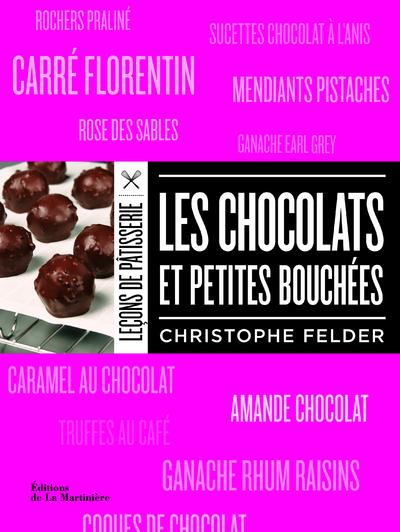 LES CHOCOLATS ET PETITES BOUCHEES