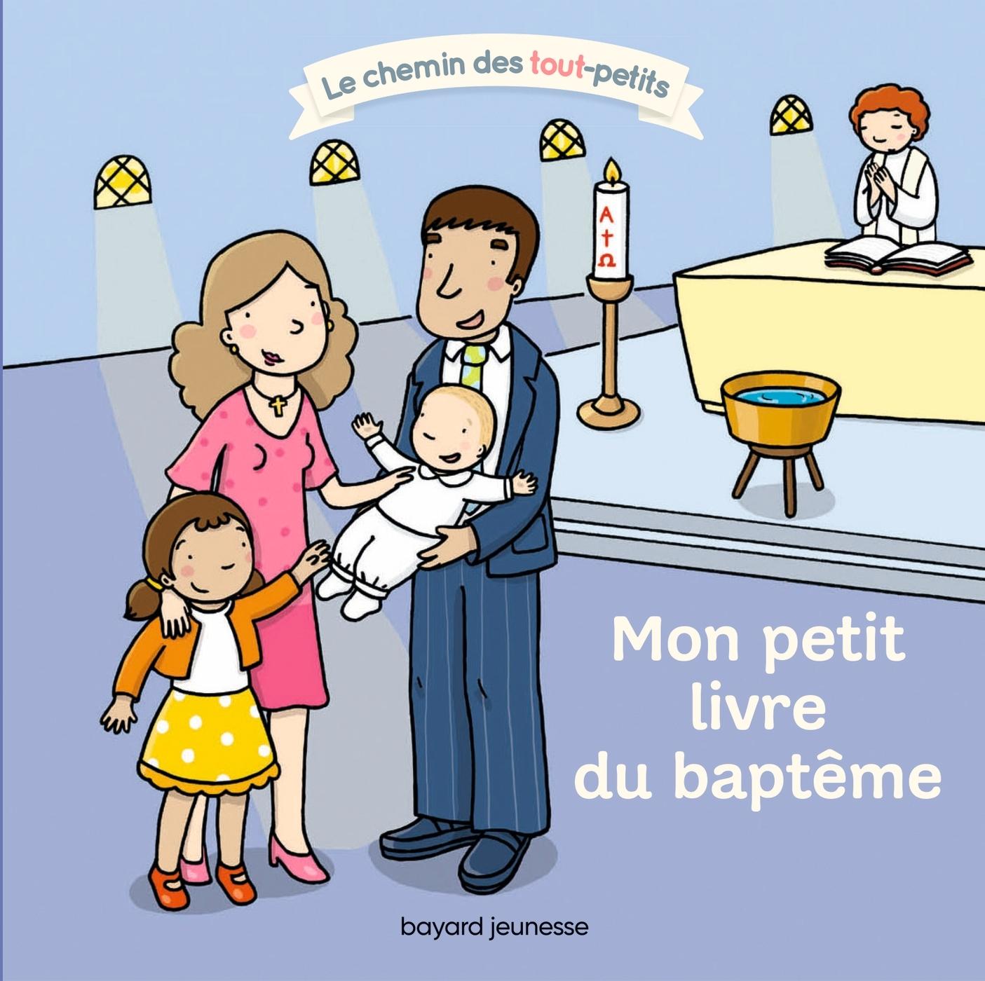 MON PETIT LIVRE DU BAPTEME