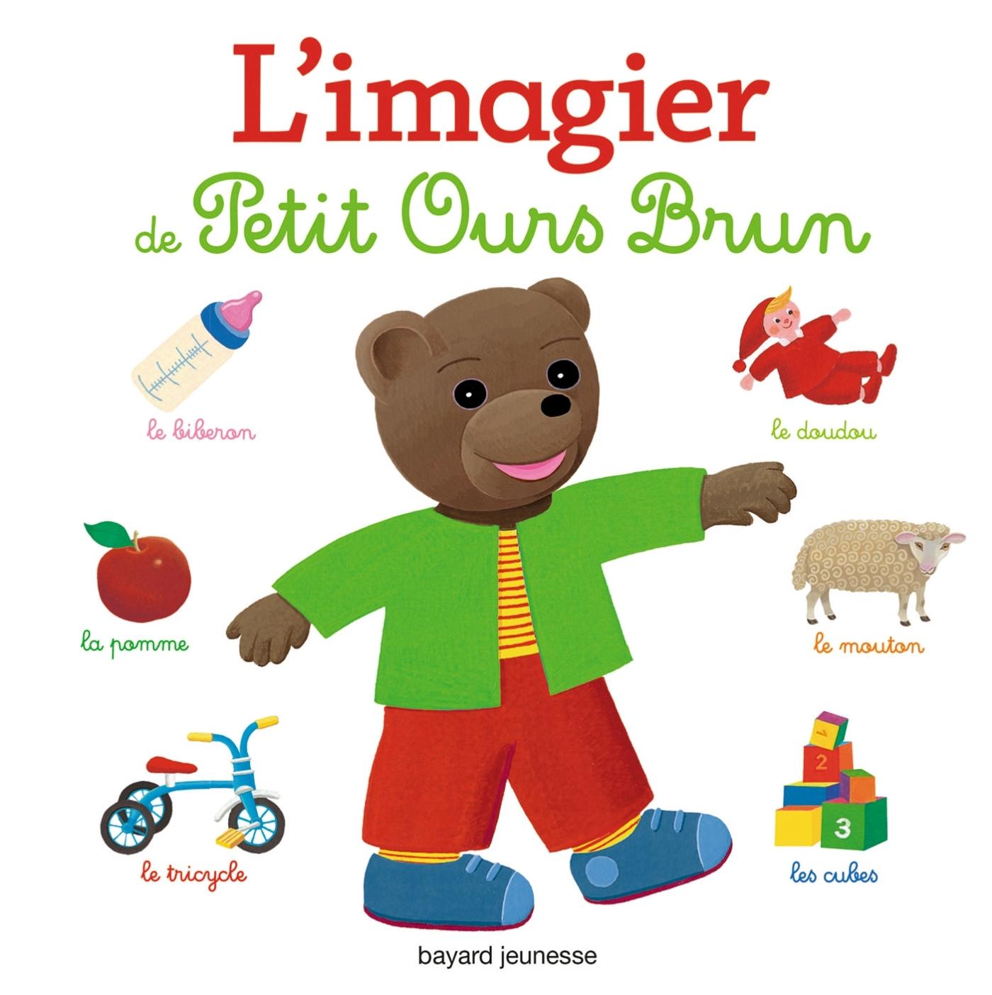 L'IMAGIER DE PETIT OURS BRUN