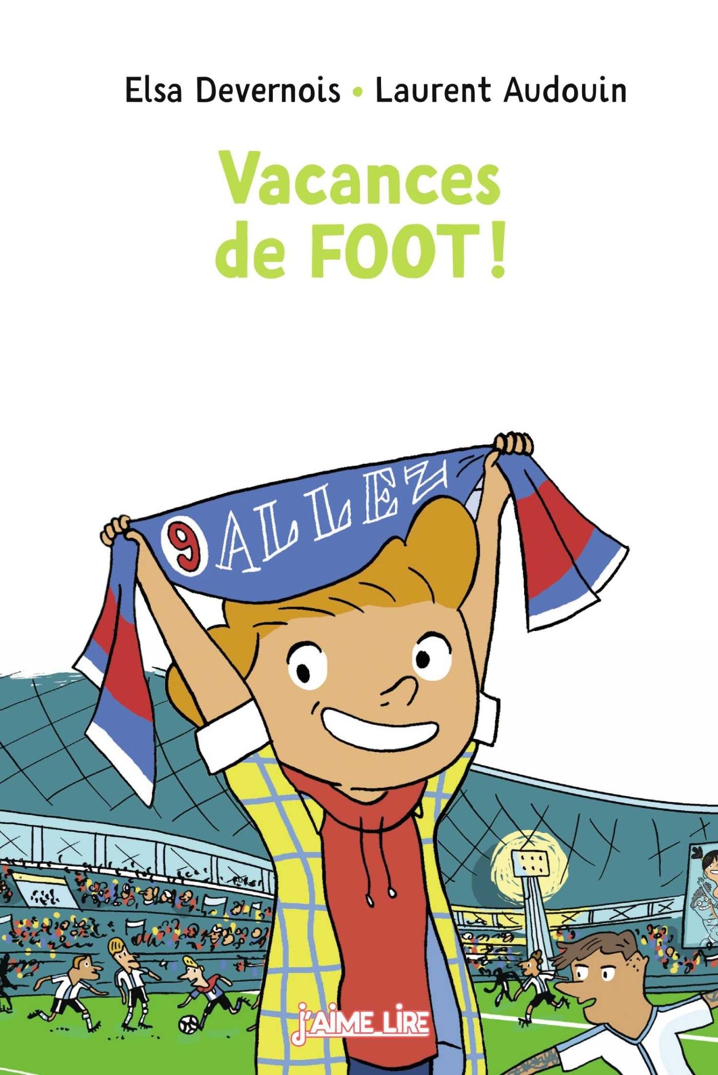 VACANCES DE FOOT