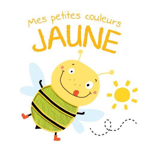 JAUNE MES PETITES COULEURS