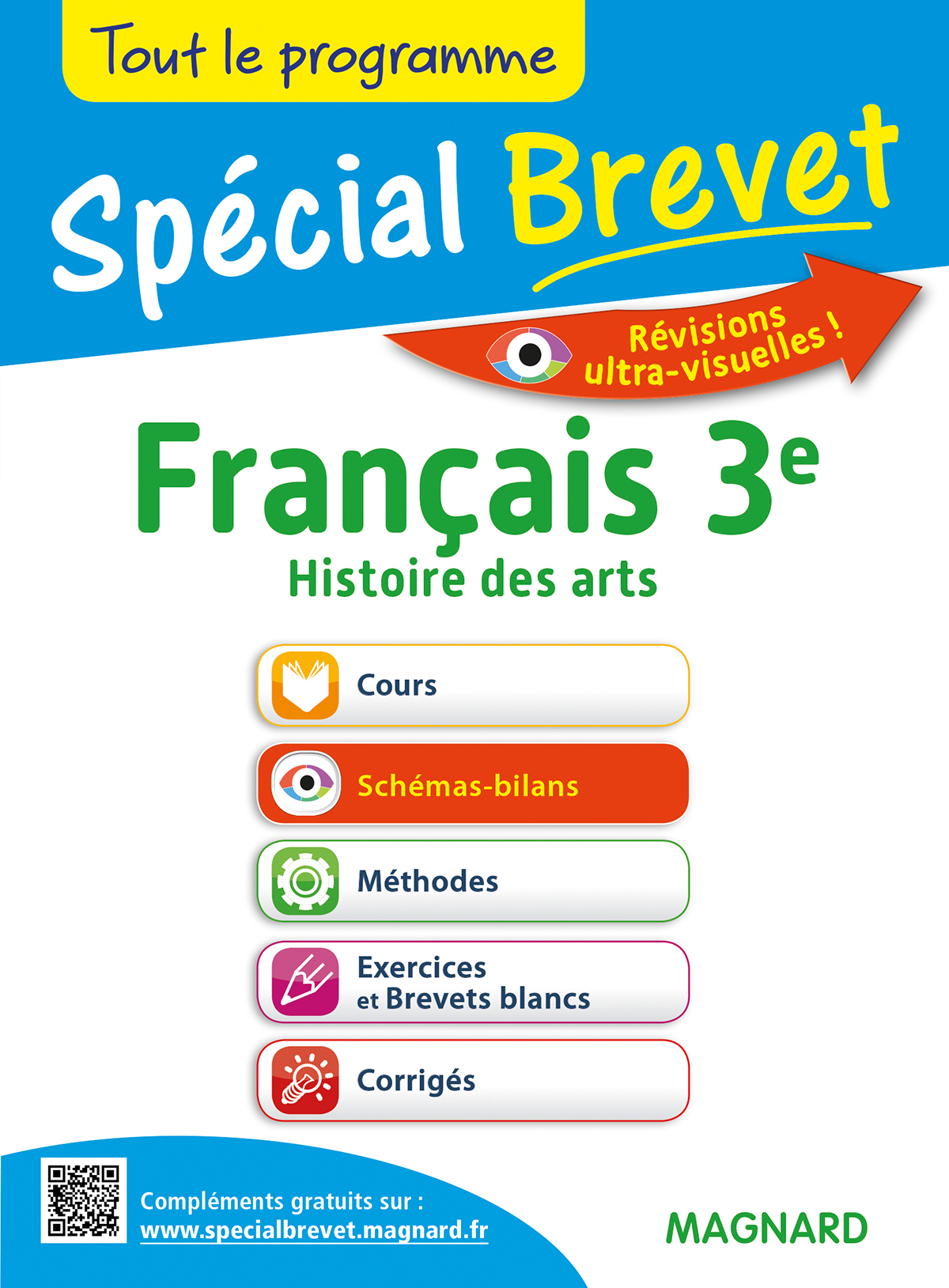 SPECIAL BREVET FRANCAIS 3E HISTOIRE DES ARTS