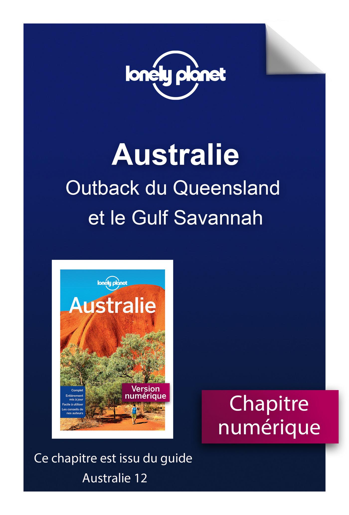 Australie - Outback du Queensland et le Gulf Savannah