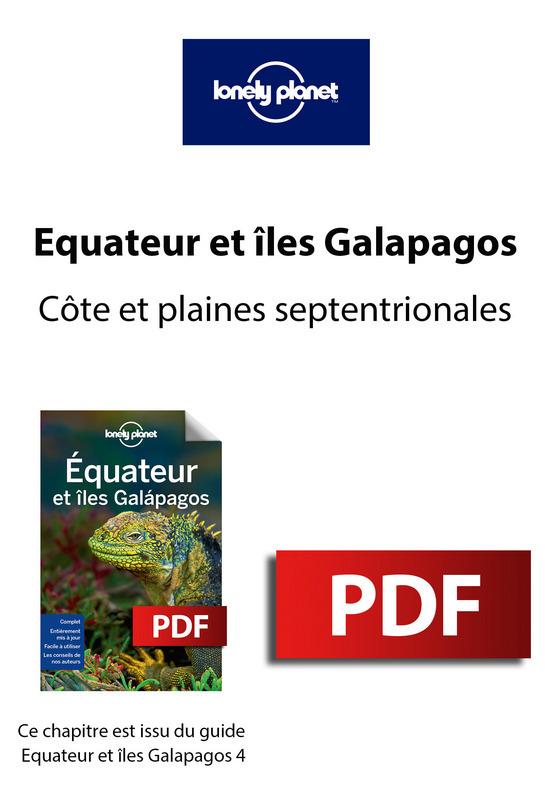 Equateur et Galapagos 4 - Côte et plaines septentrionales