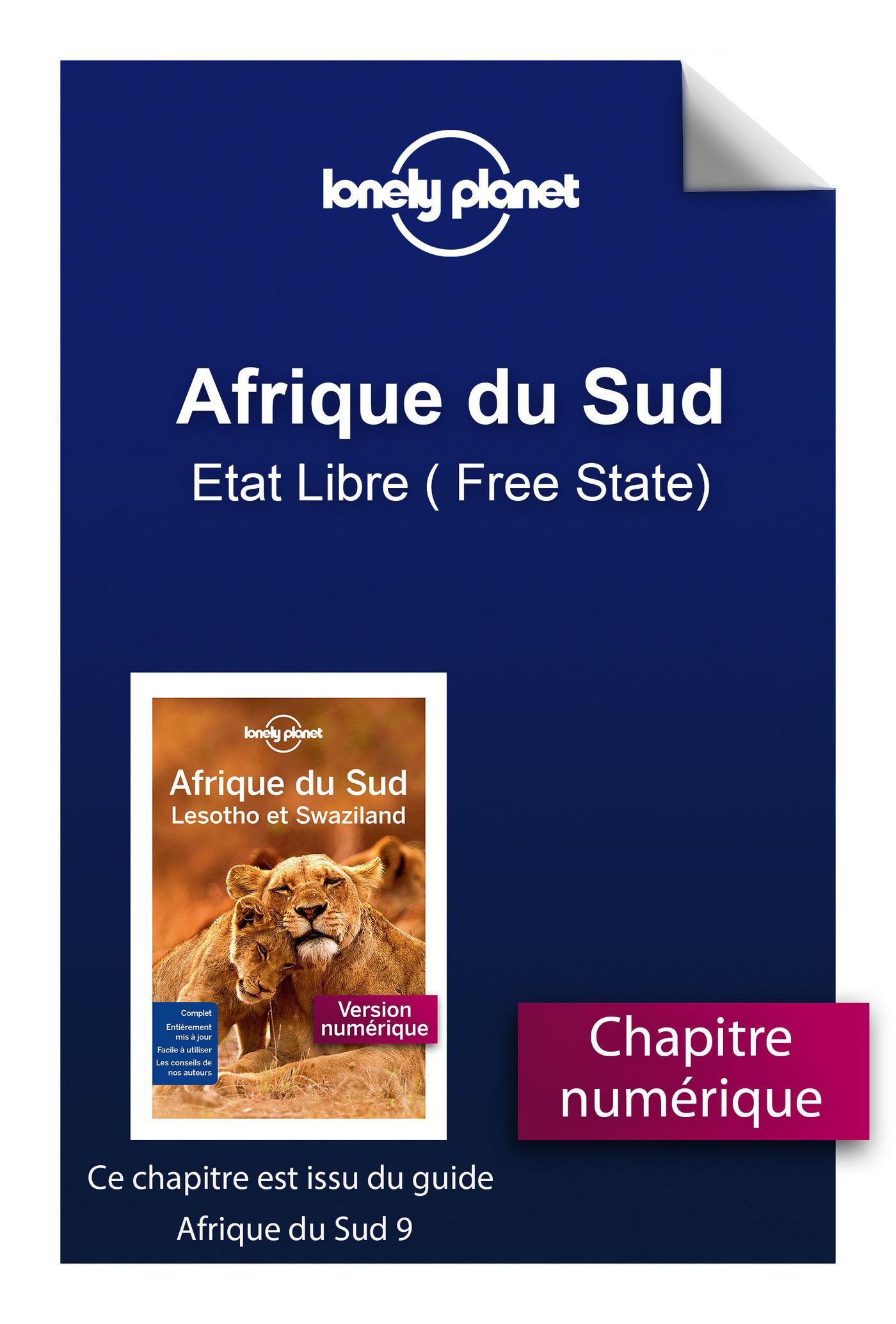 Afrique du Sud - Etat Libre ( Free State)