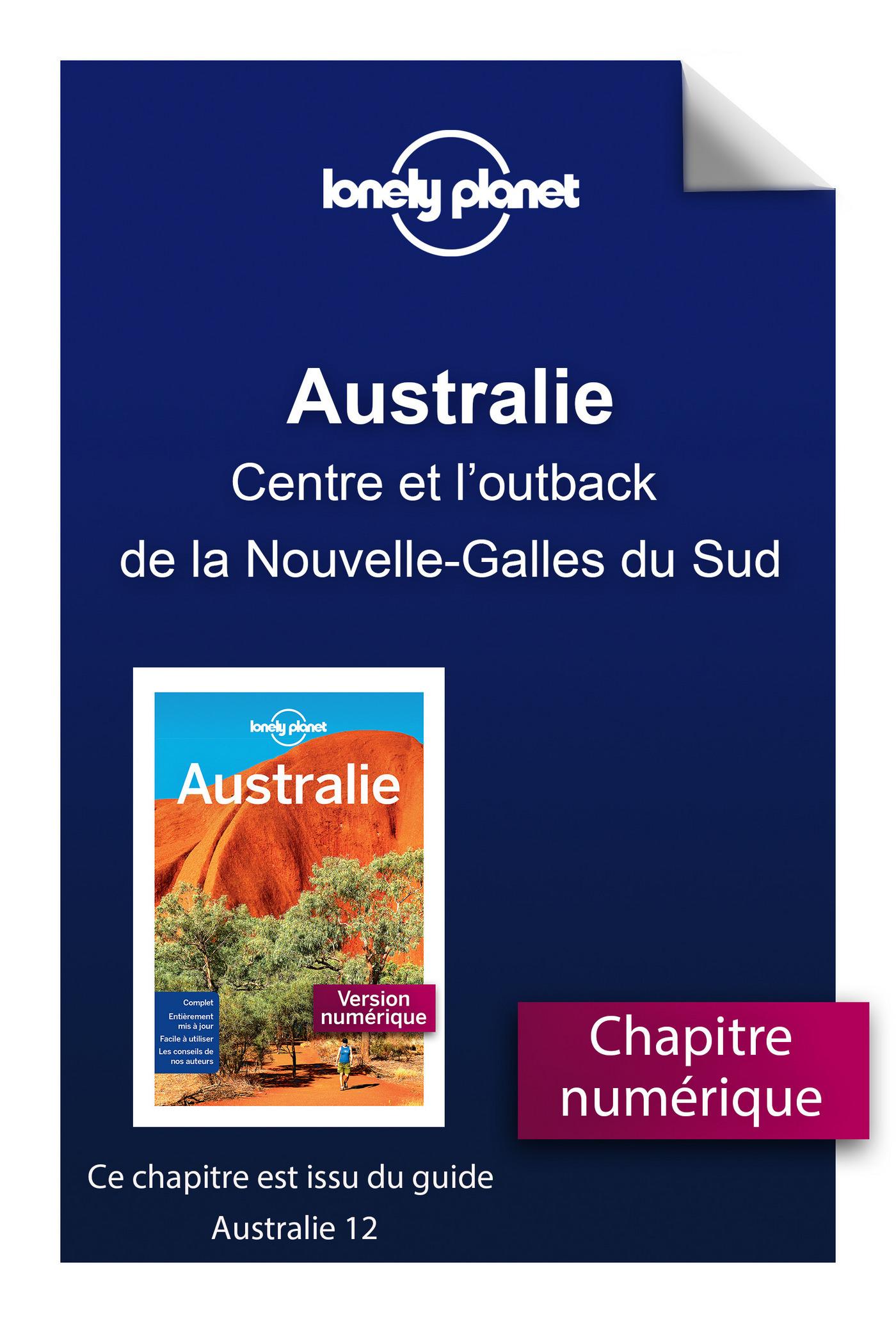 Australie - Centre et l'outback de la Nouvelle-Galles du Sud