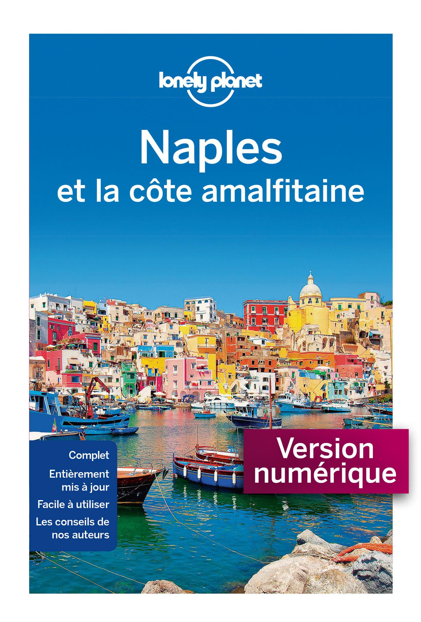 Naples et la Côte Amalfitaine - 5ed