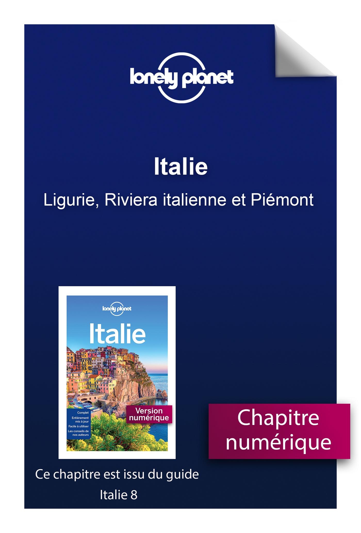 Italie - Ligurie, Riviera italienne et Piémont