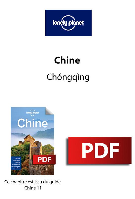Chine - Chóngqìng