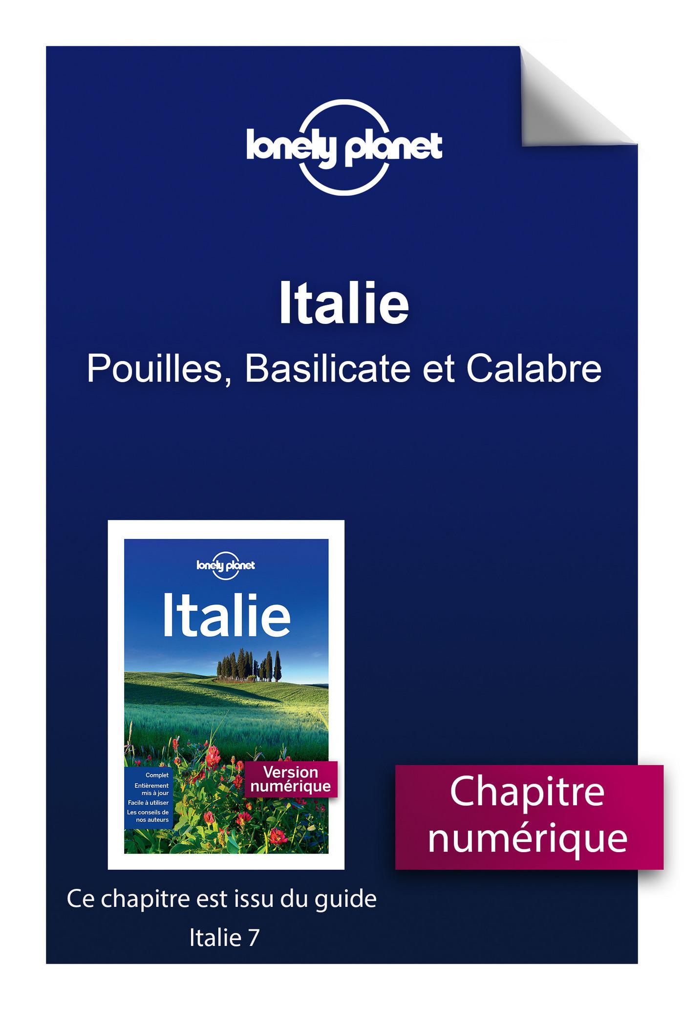 Italie - Pouilles, Basilicate et Calabre