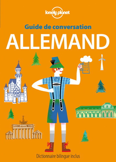 GUIDE DE CONVERSATION ALLEMAND 8ED