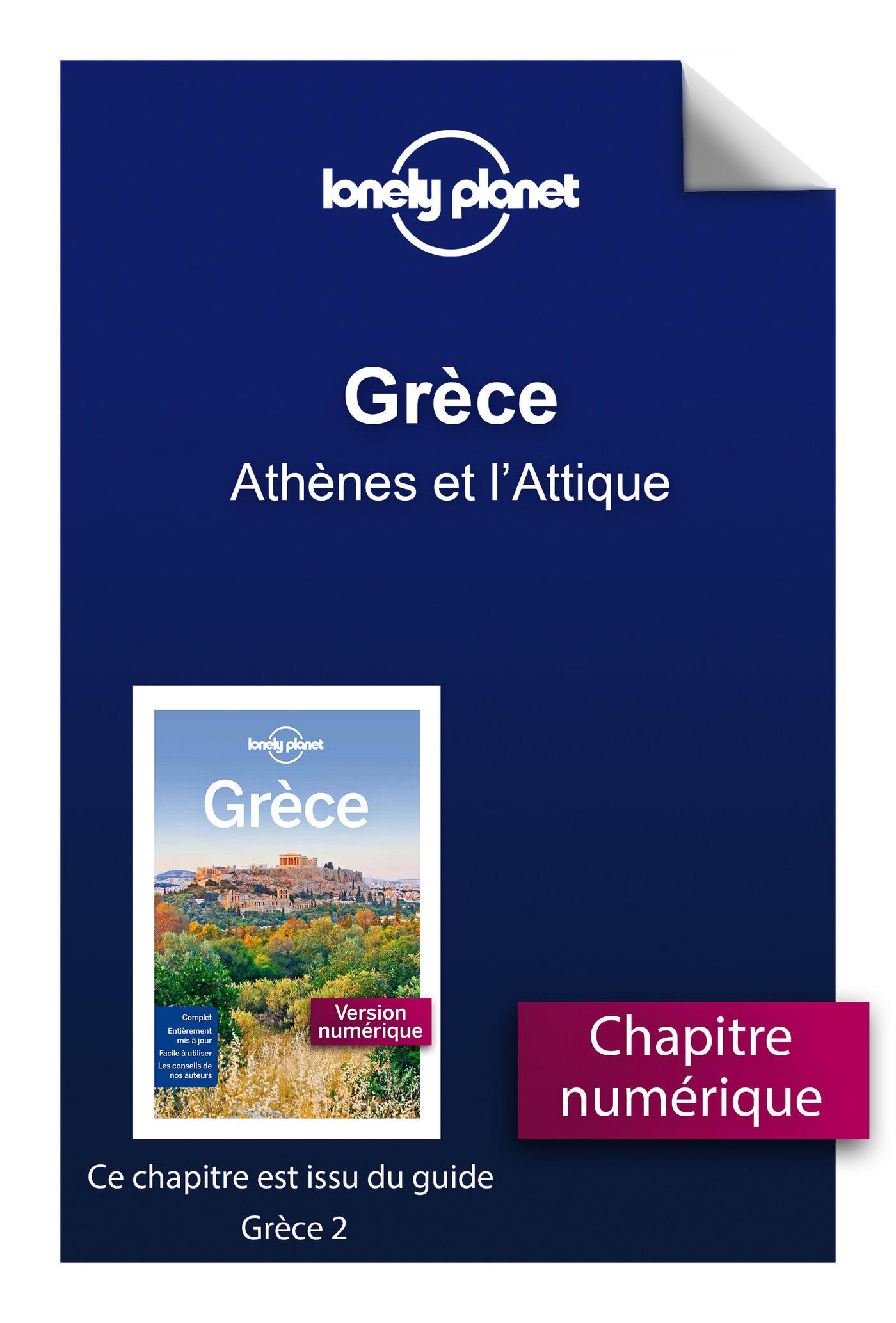 Grèce - Athènes et l'Attique