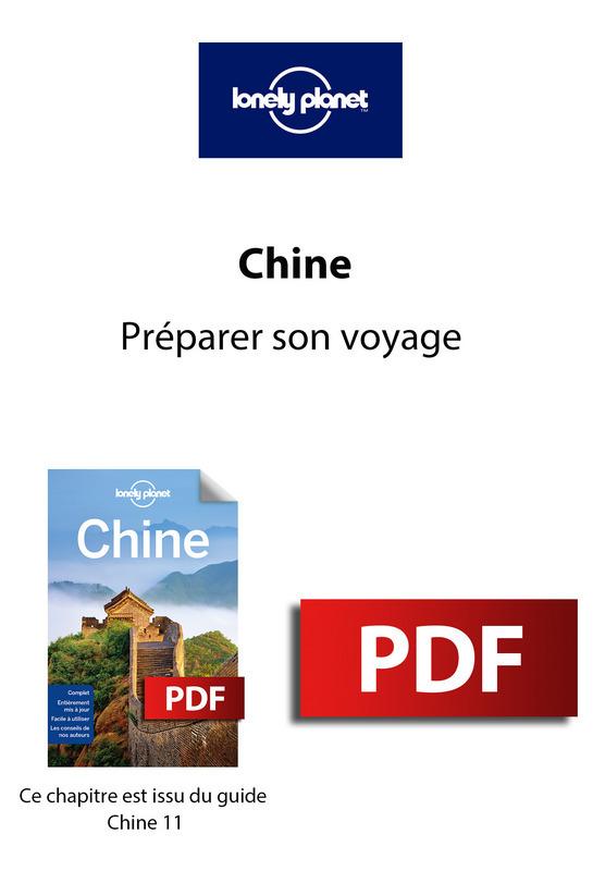 Chine - Préparer son voyage