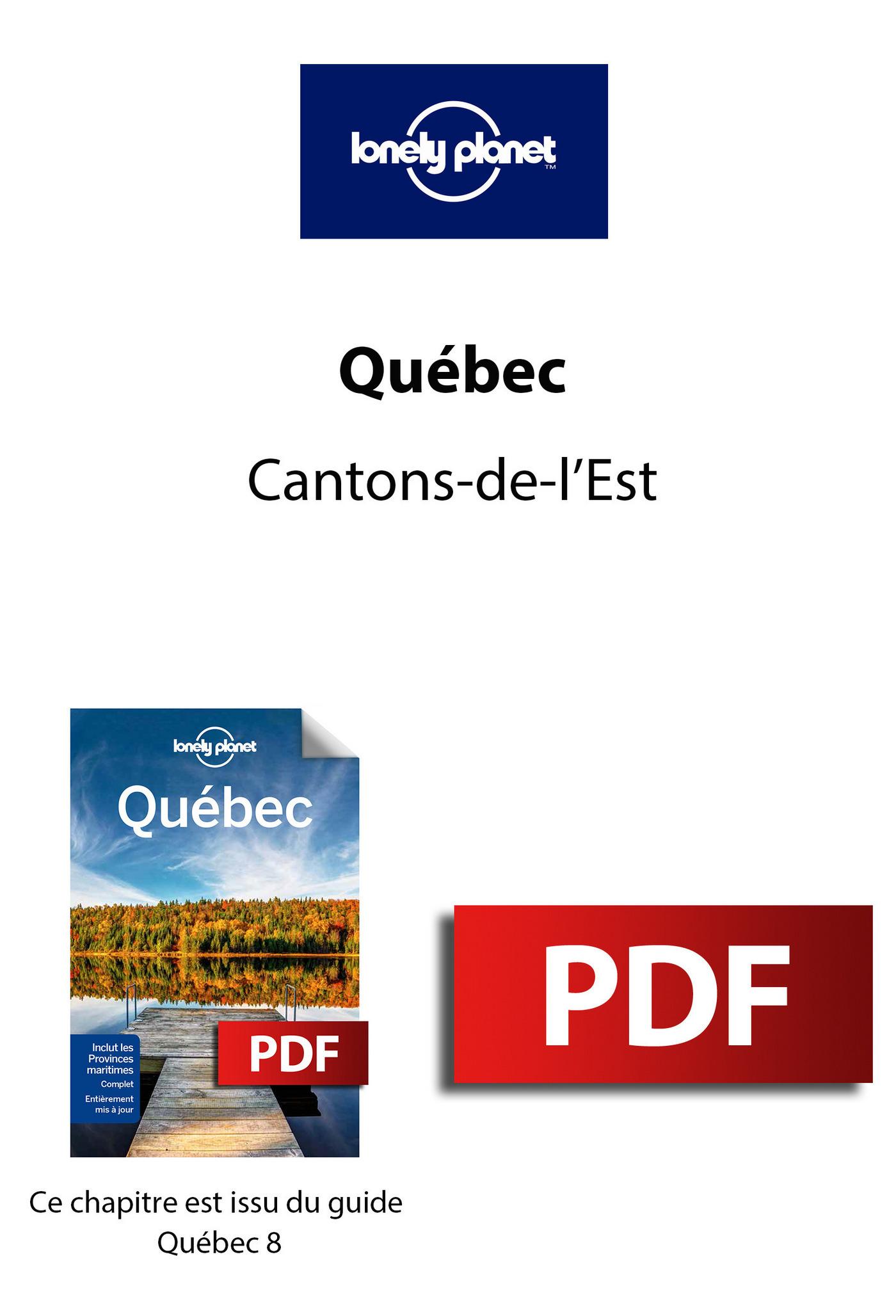 Québec - Cantons-de-l'Est