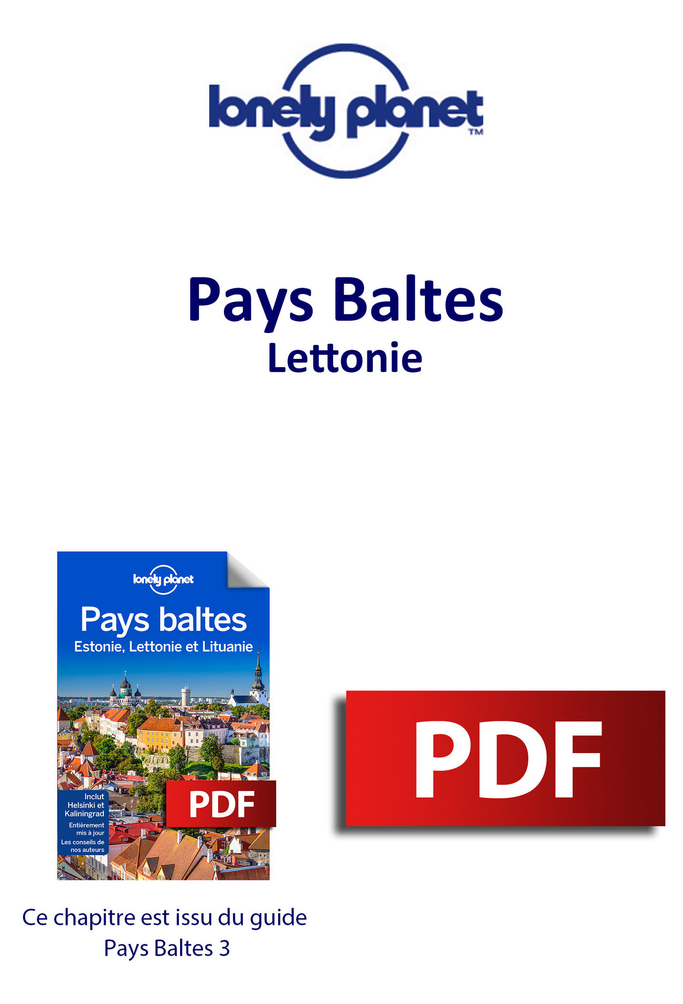 Pays Baltes - Lettonie