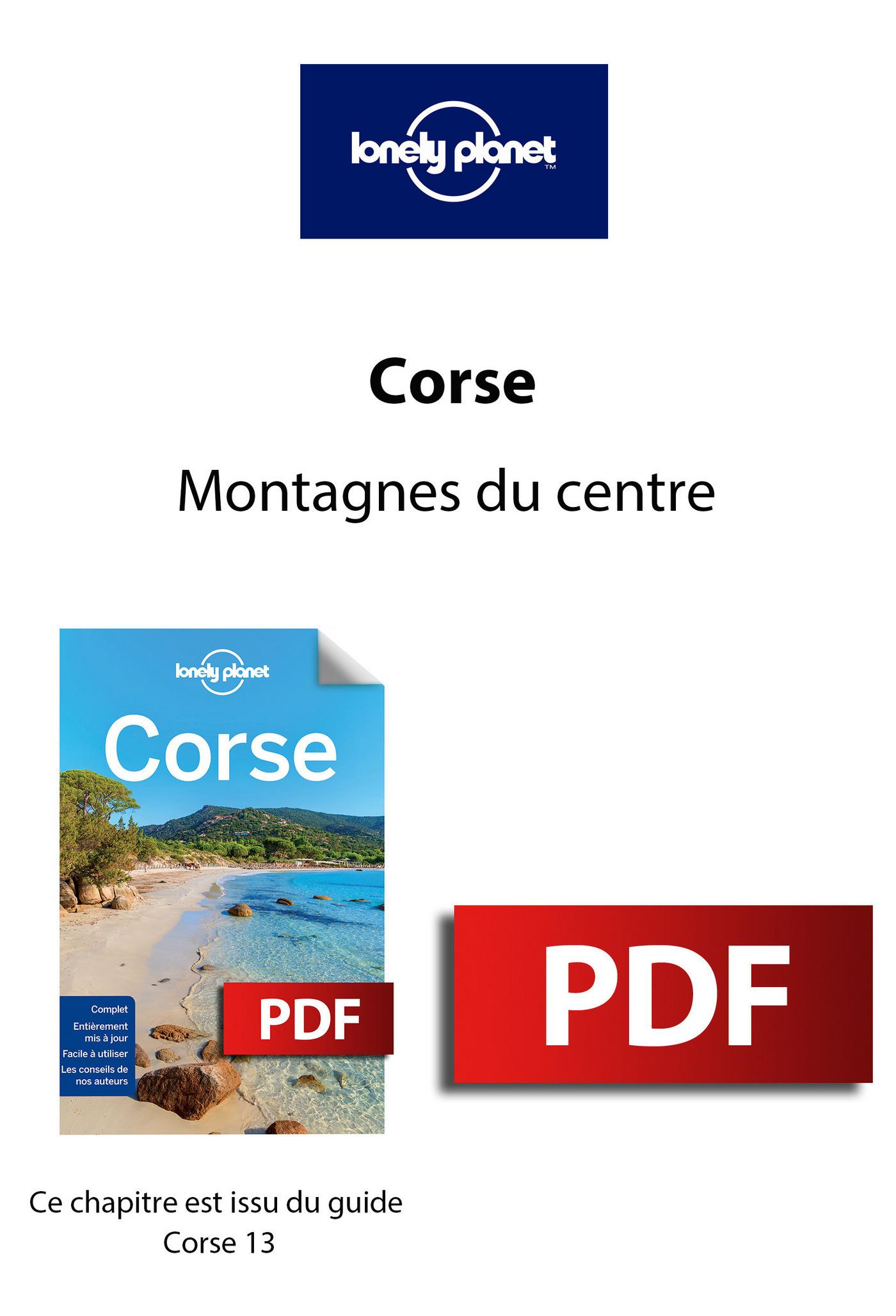 Corse - Montagnes du centre