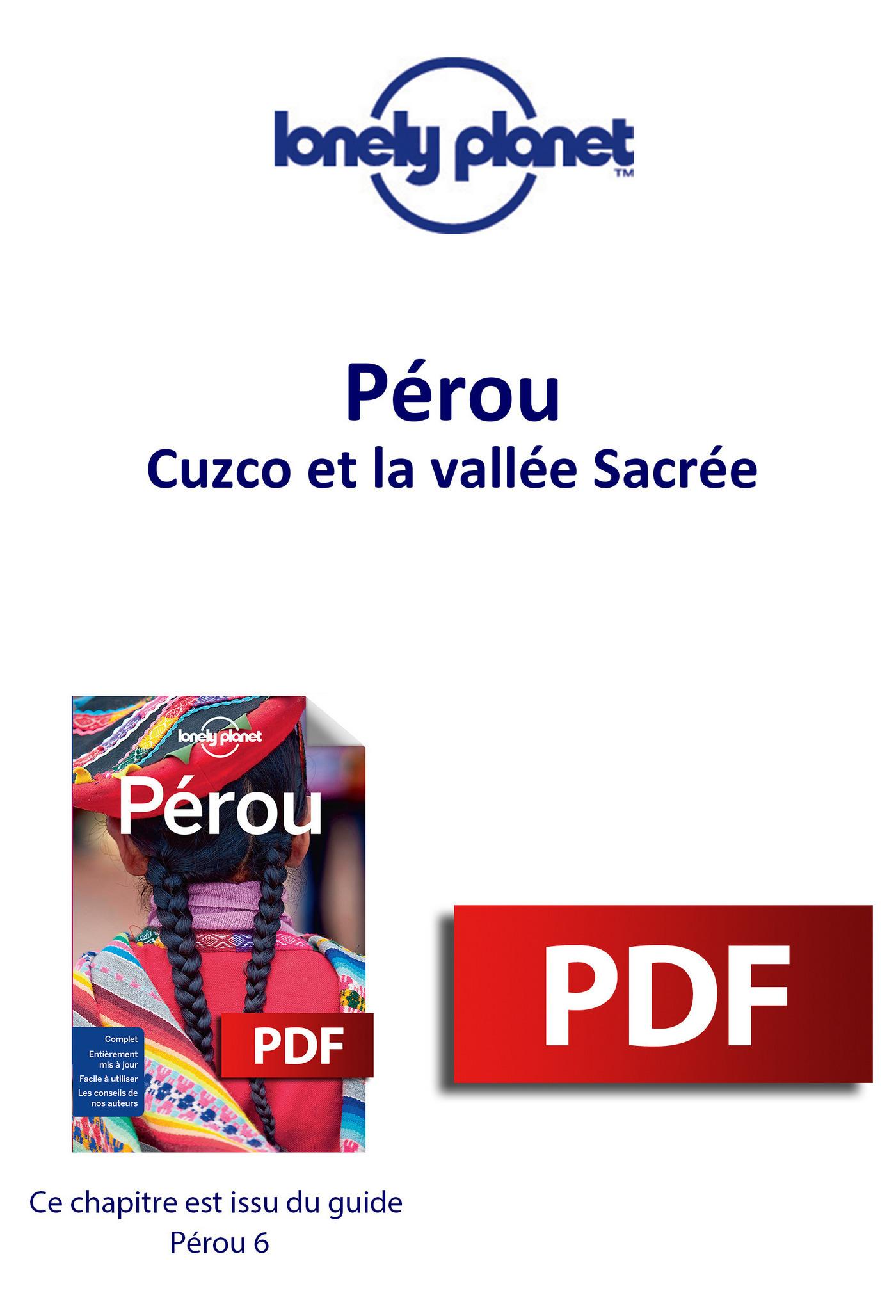 Pérou - Cuzco et la vallée Sacrée