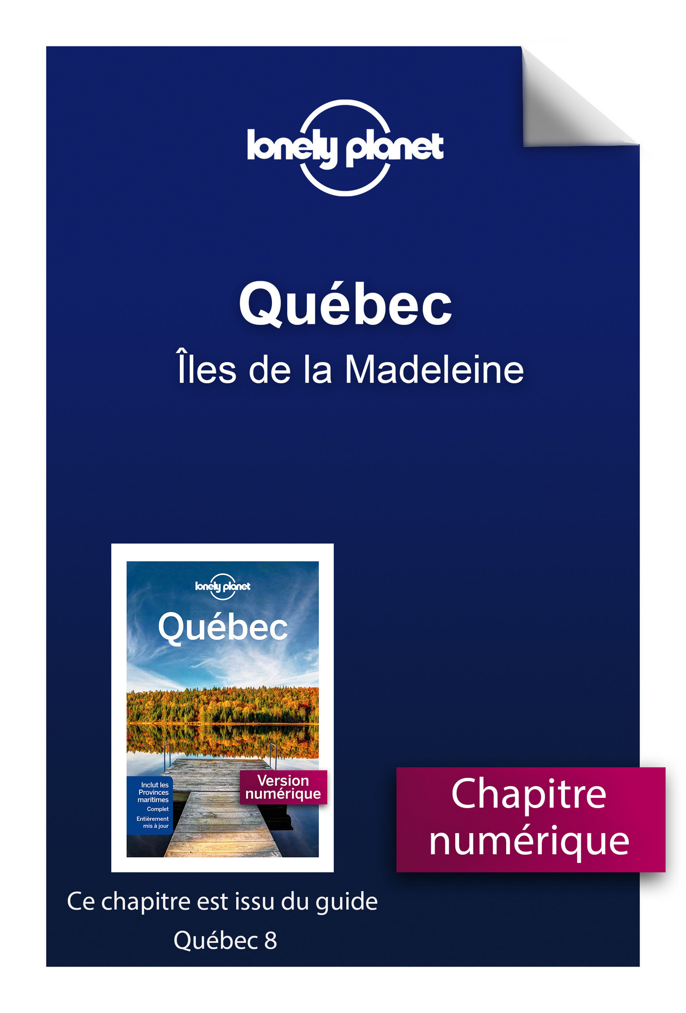 Québec - Îles de la Madeleine