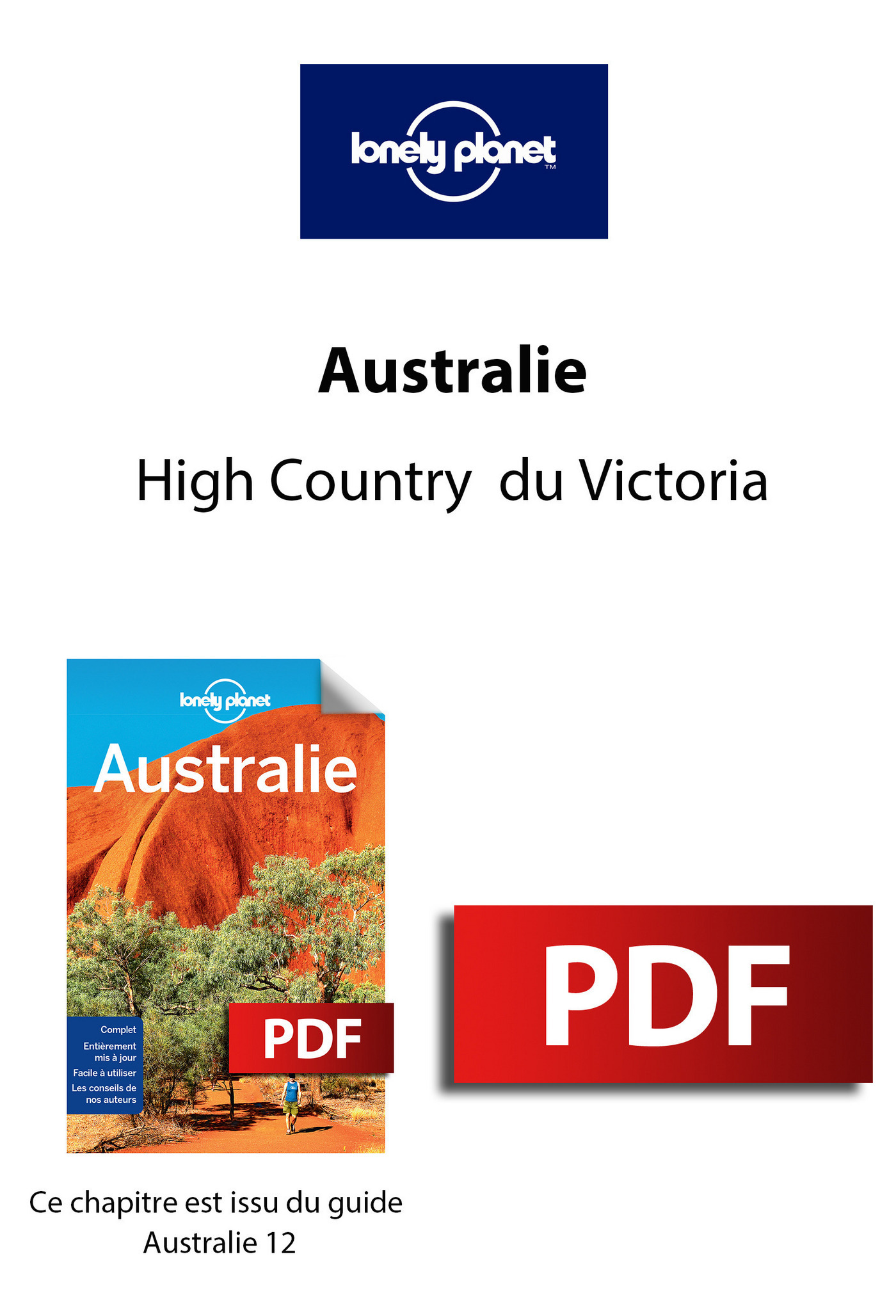 Australie - High Country du Victoria