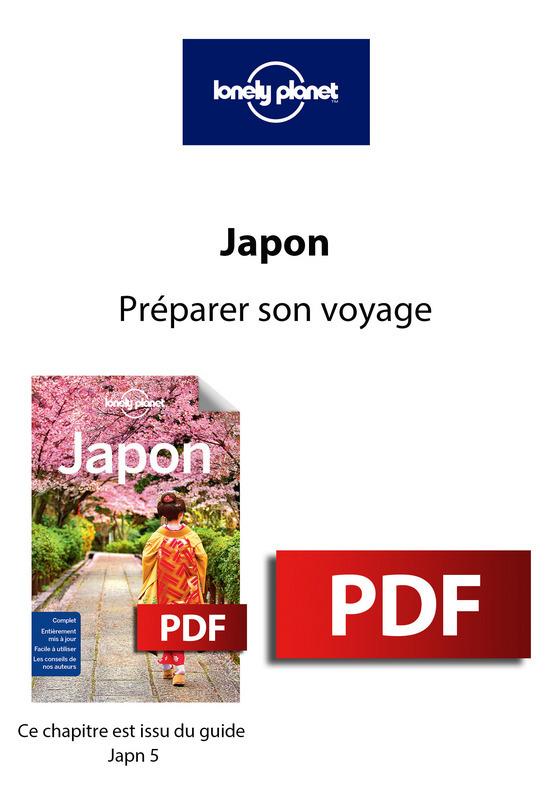 Japon - Préparer son voyage