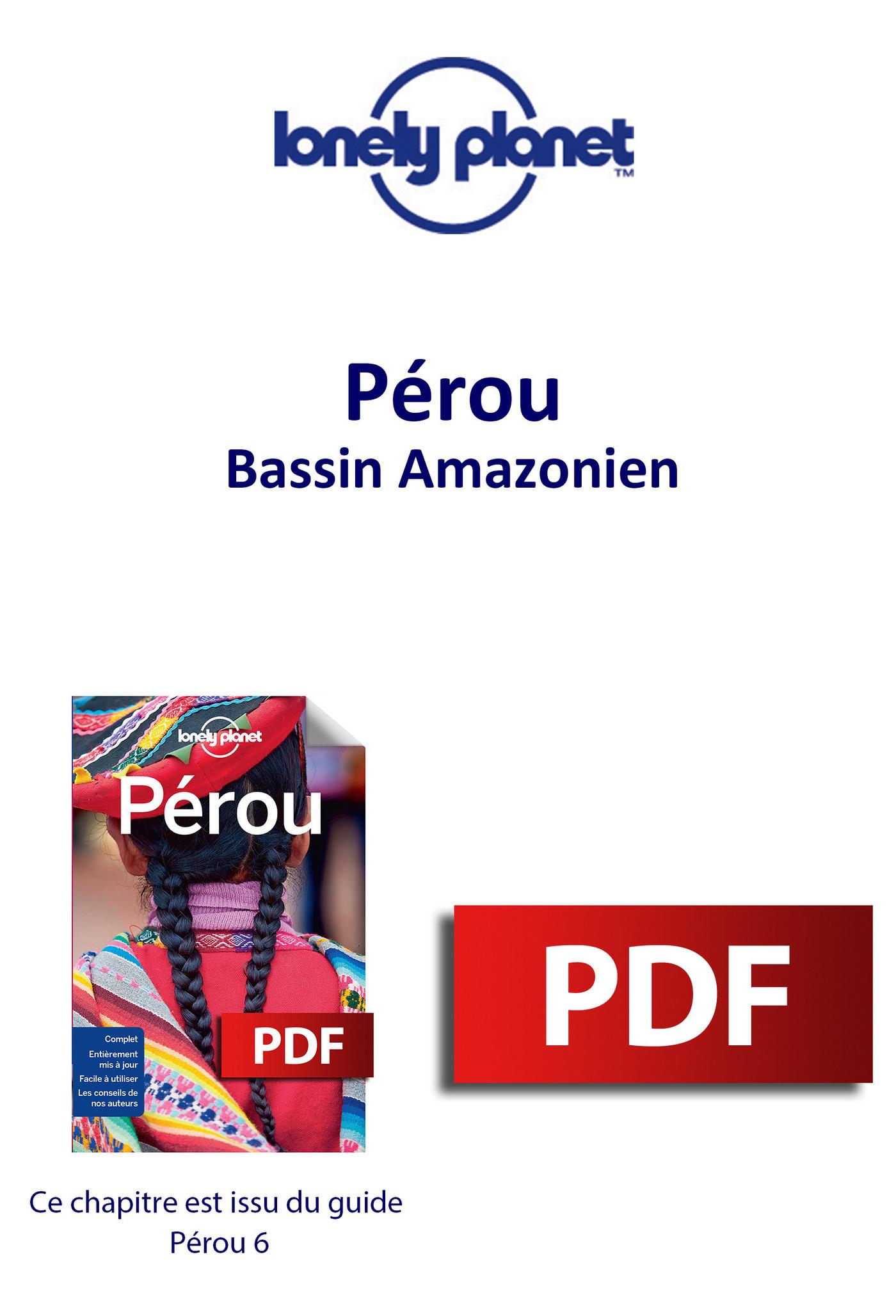 Pérou - Bassin Amazonien