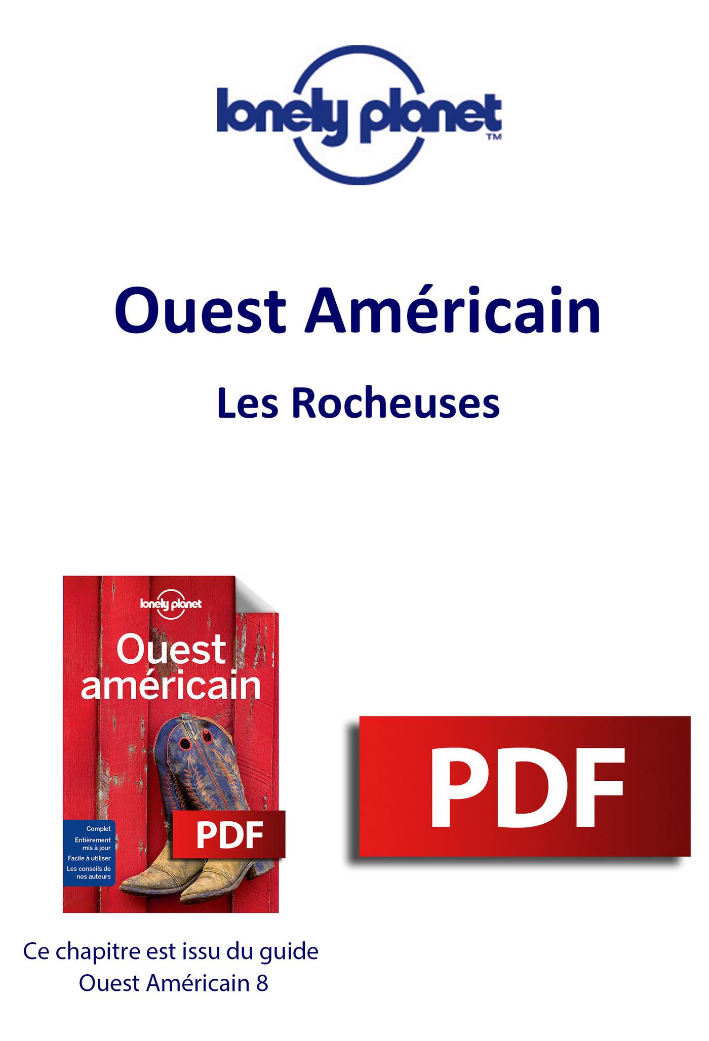 Ouest Américain - Les Rocheuses