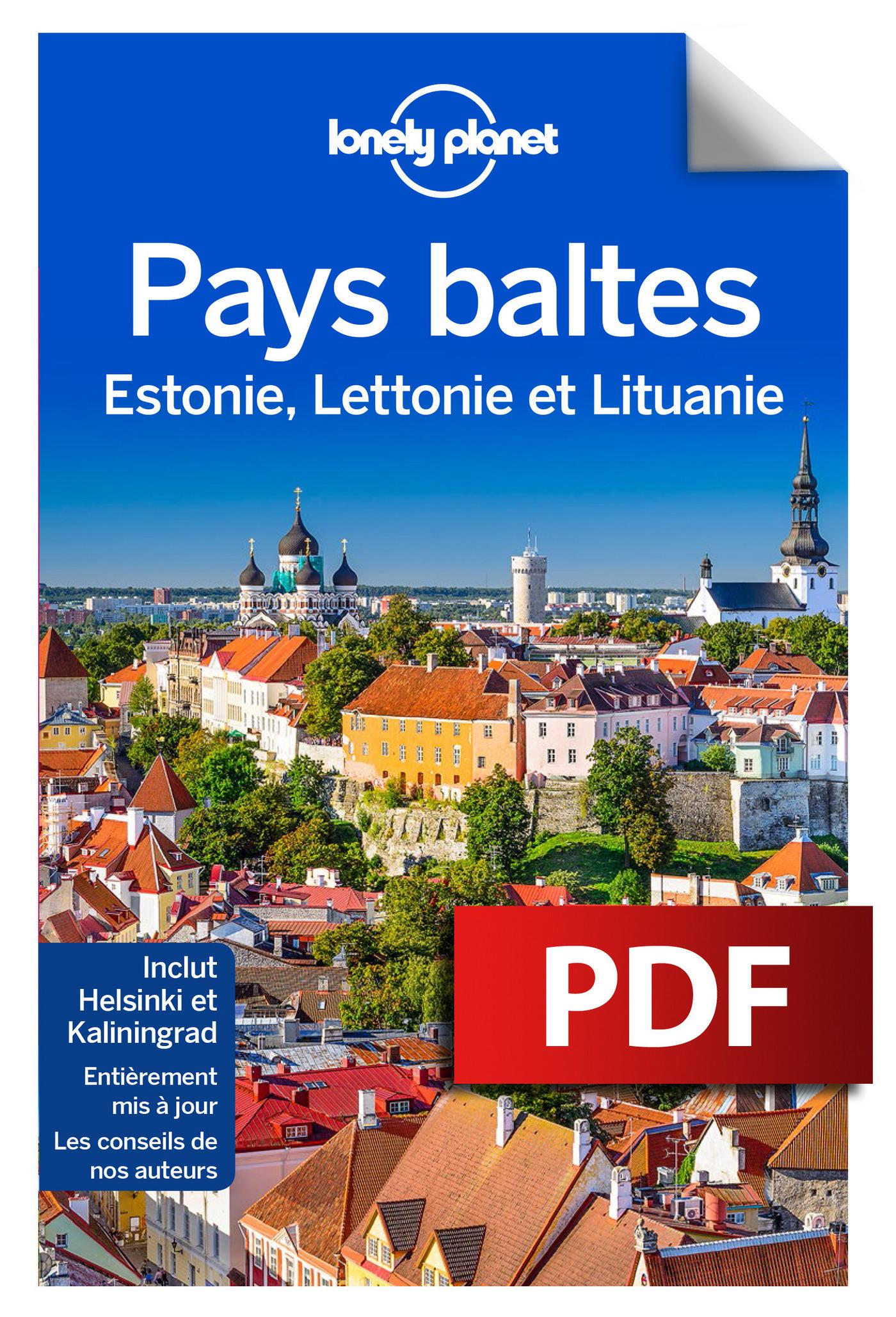 Pays Baltes 3ed