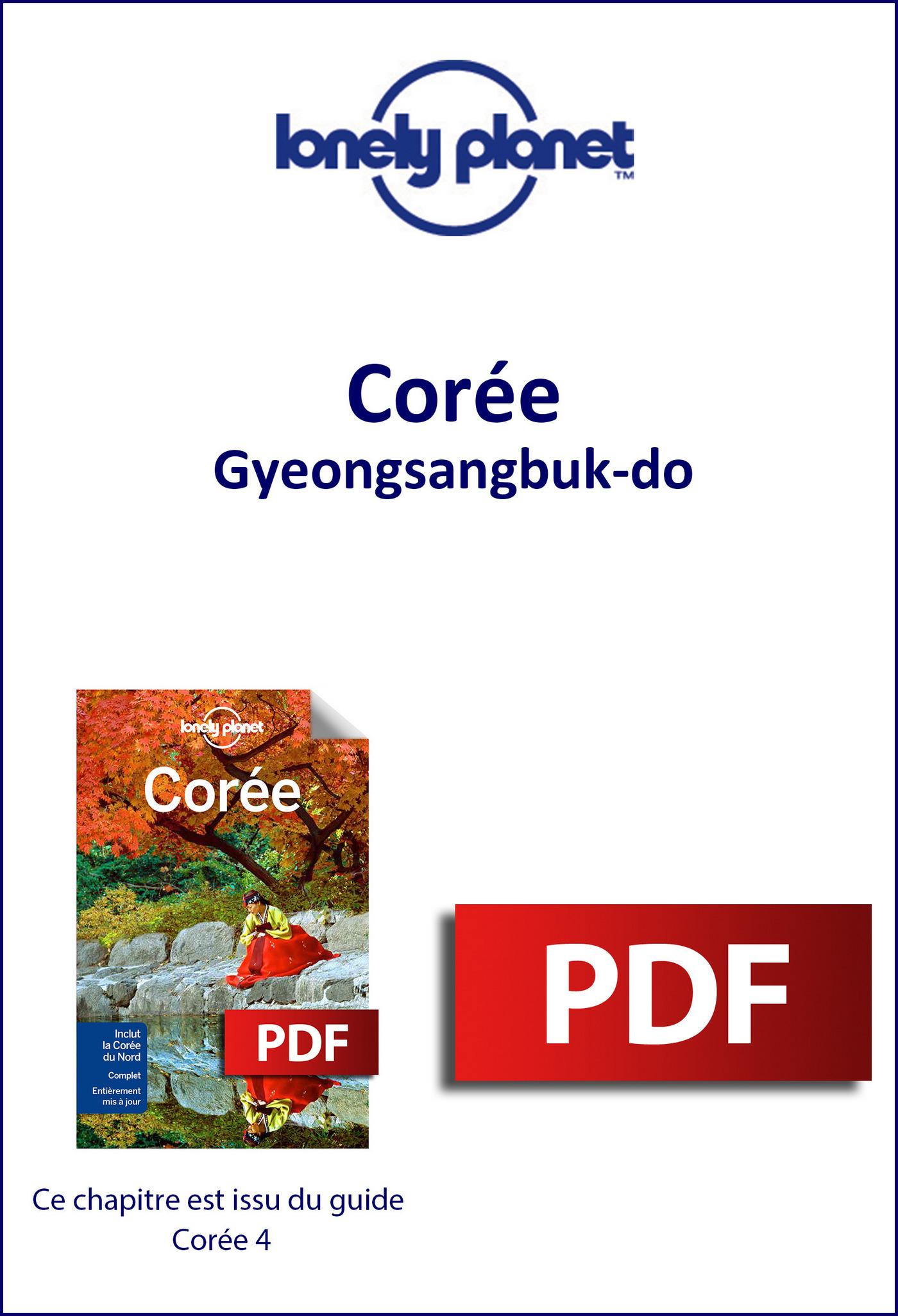 Corée - Gyeongsangbuk-do