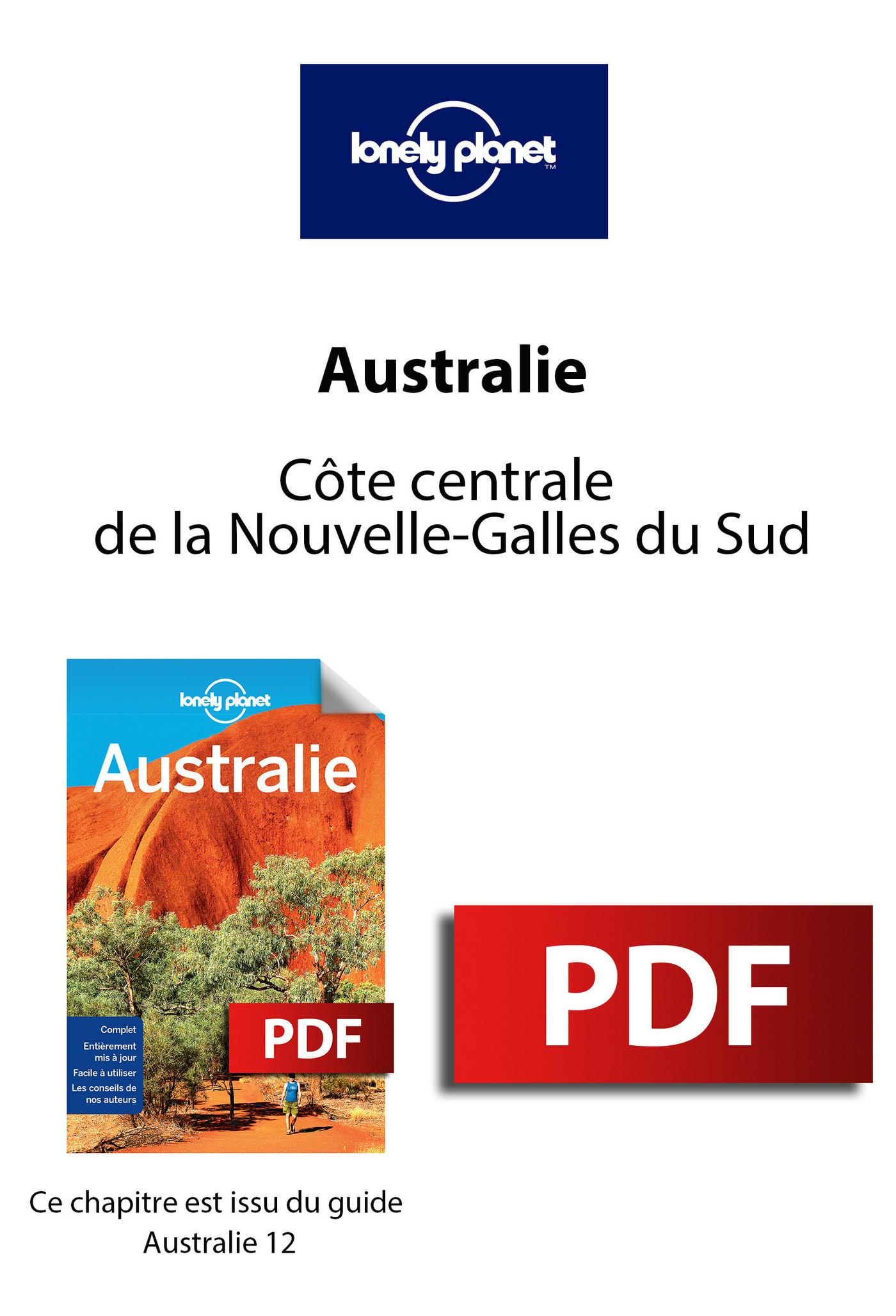 Australie - Côte centrale de la Nouvelle-Galles du Sud