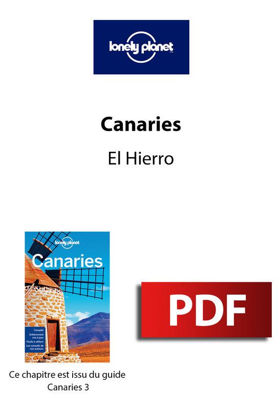 Canaries - El Hierro