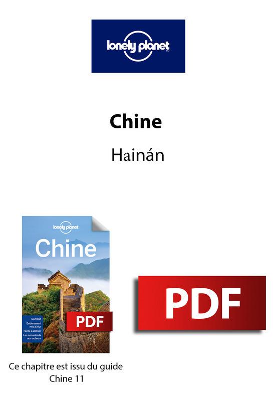 Chine - Hainán