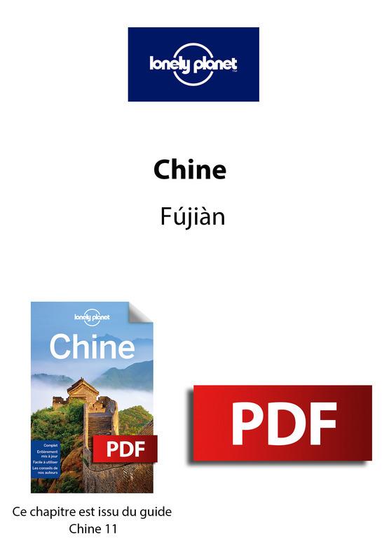 Chine - Fújiàn