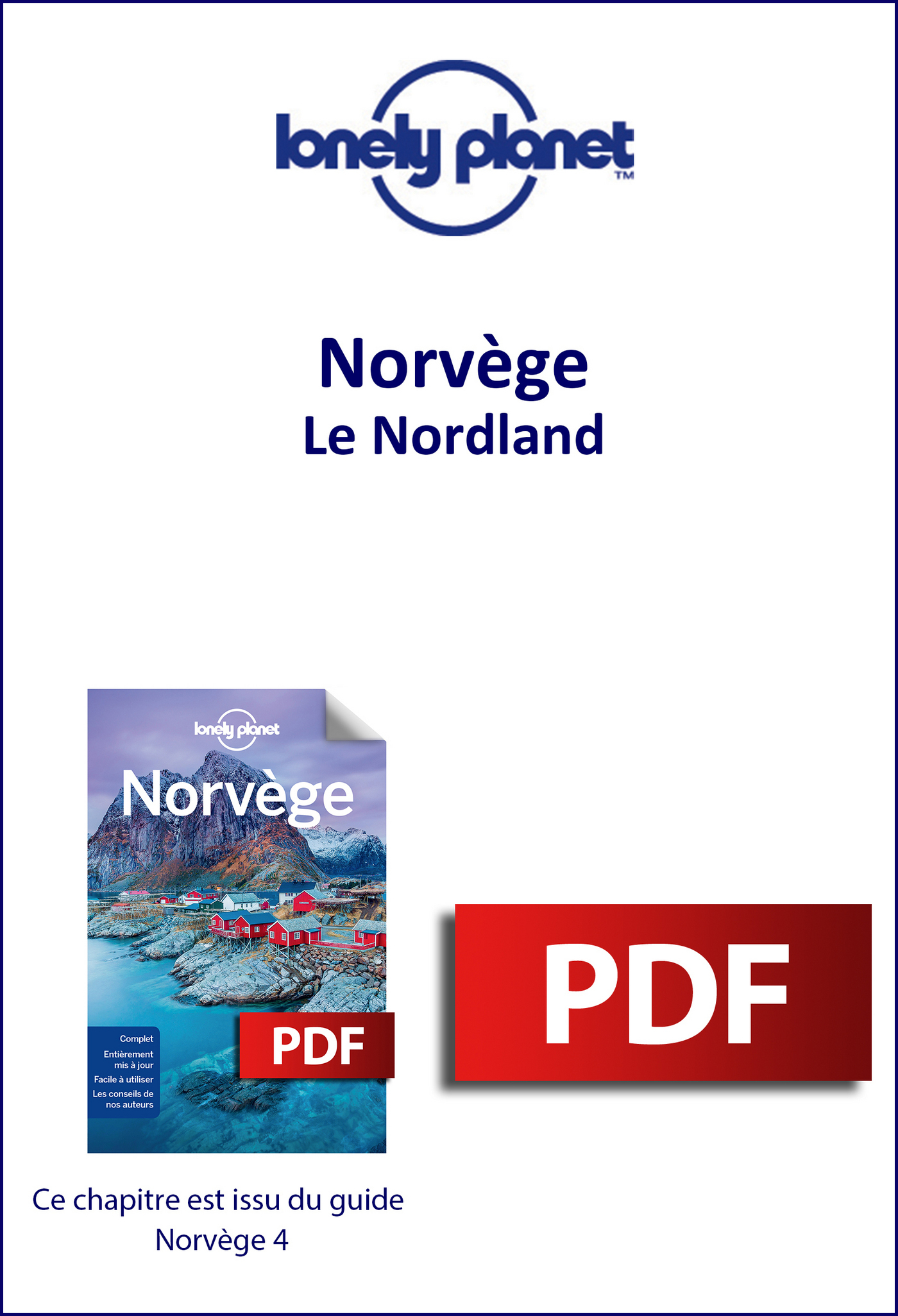 Norvège - Le Nordland