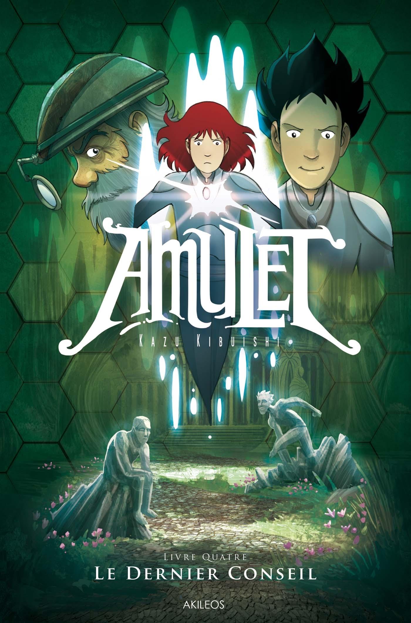 AMULET T4 - LE DERNIER CONSEIL