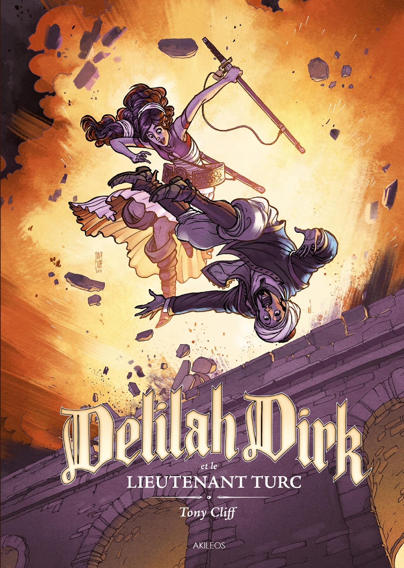 DELILAH DIRK T1 - LE LIEUTENANT TURC