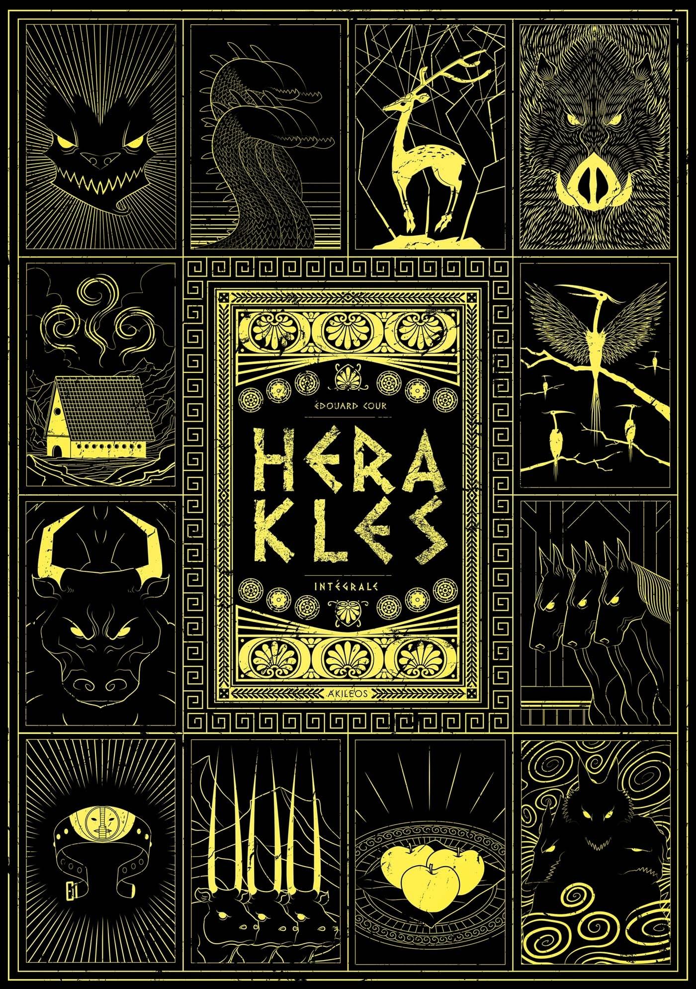 HERAKLES - INTEGRALE
