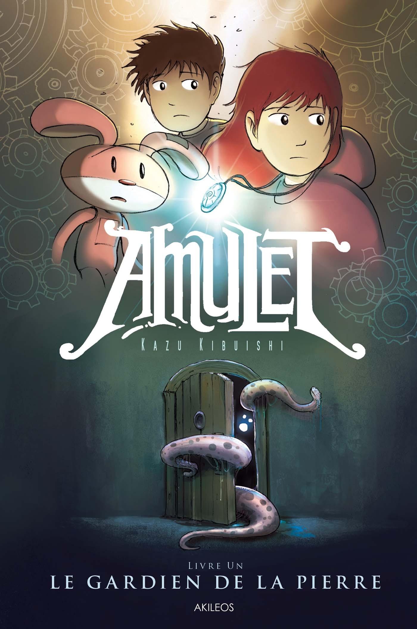 AMULET T1 - LE GARDIEN DE LA PIERRE