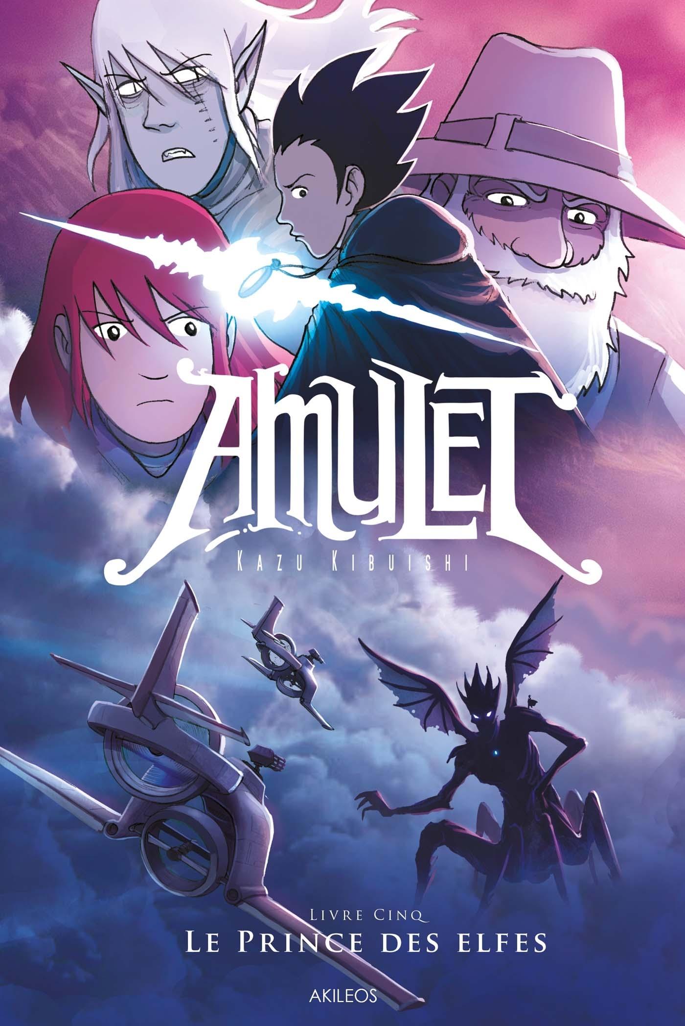 AMULET T5 - PRINCE DES ELFES