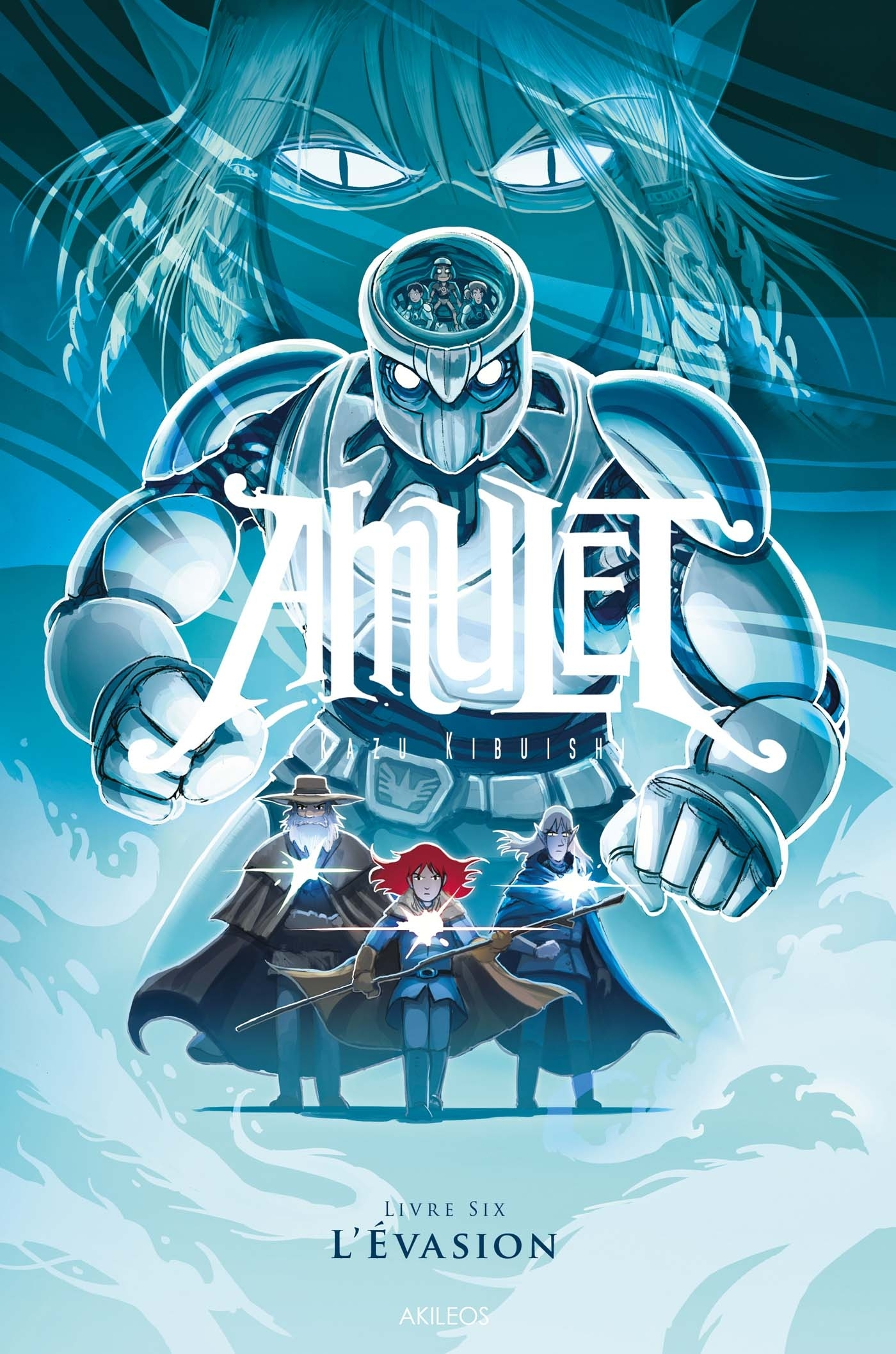 AMULET T6 - L'EVASION