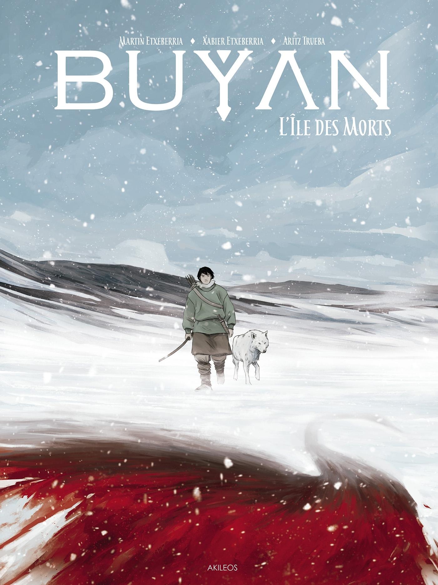 BUYAN - L'ILE DES MORTS