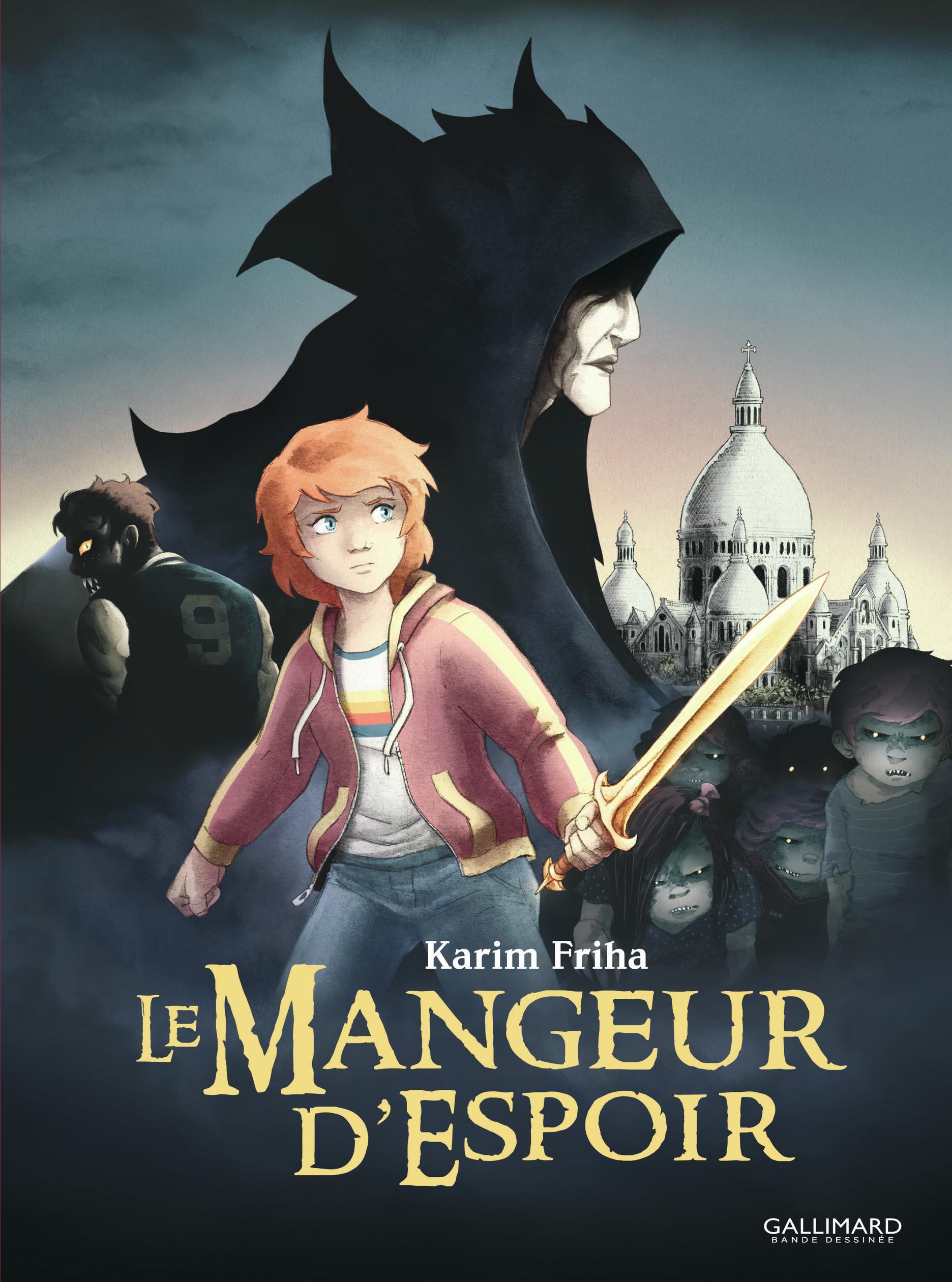 LE MANGEUR D'ESPOIR