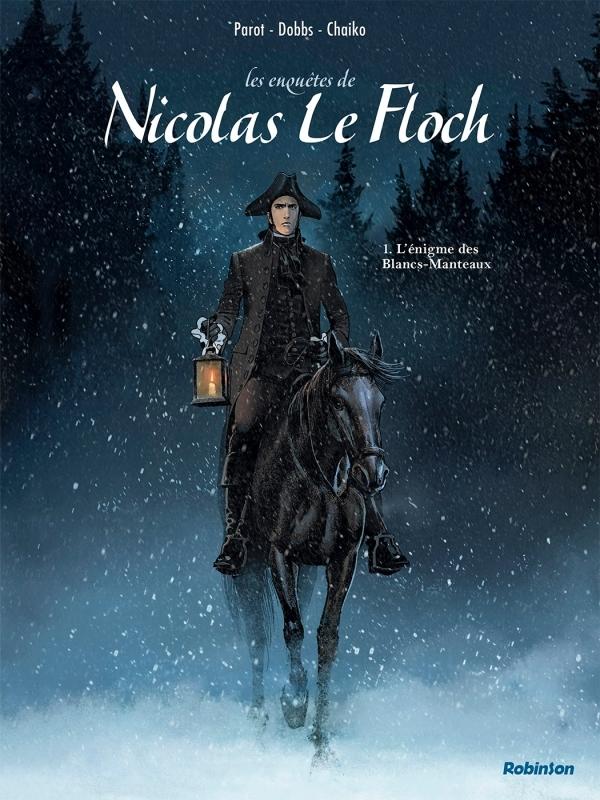 NICOLAS LE FLOCH TOME 1