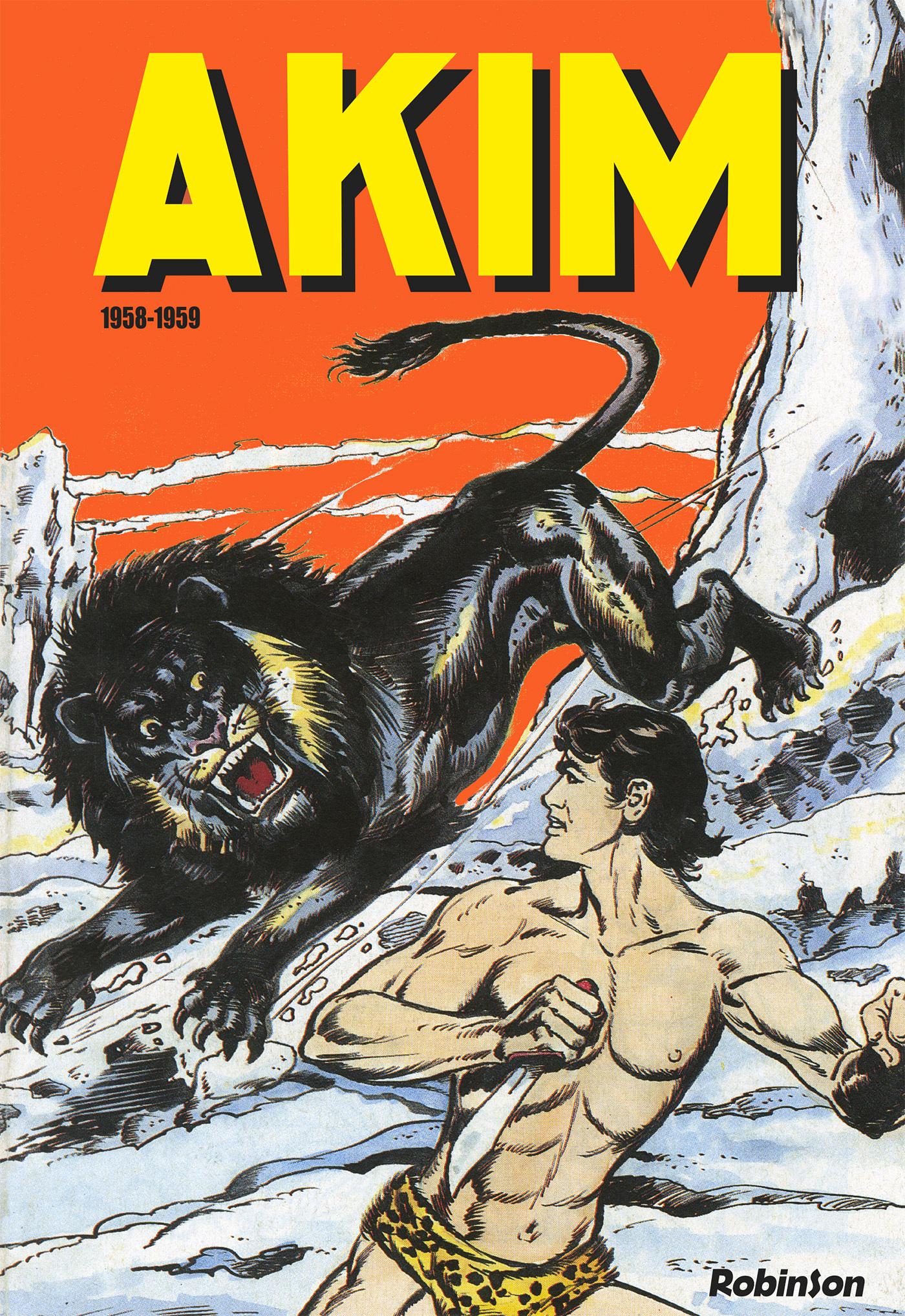 AKIM L'INTEGRALE - TOME 1 (1958-1959)
