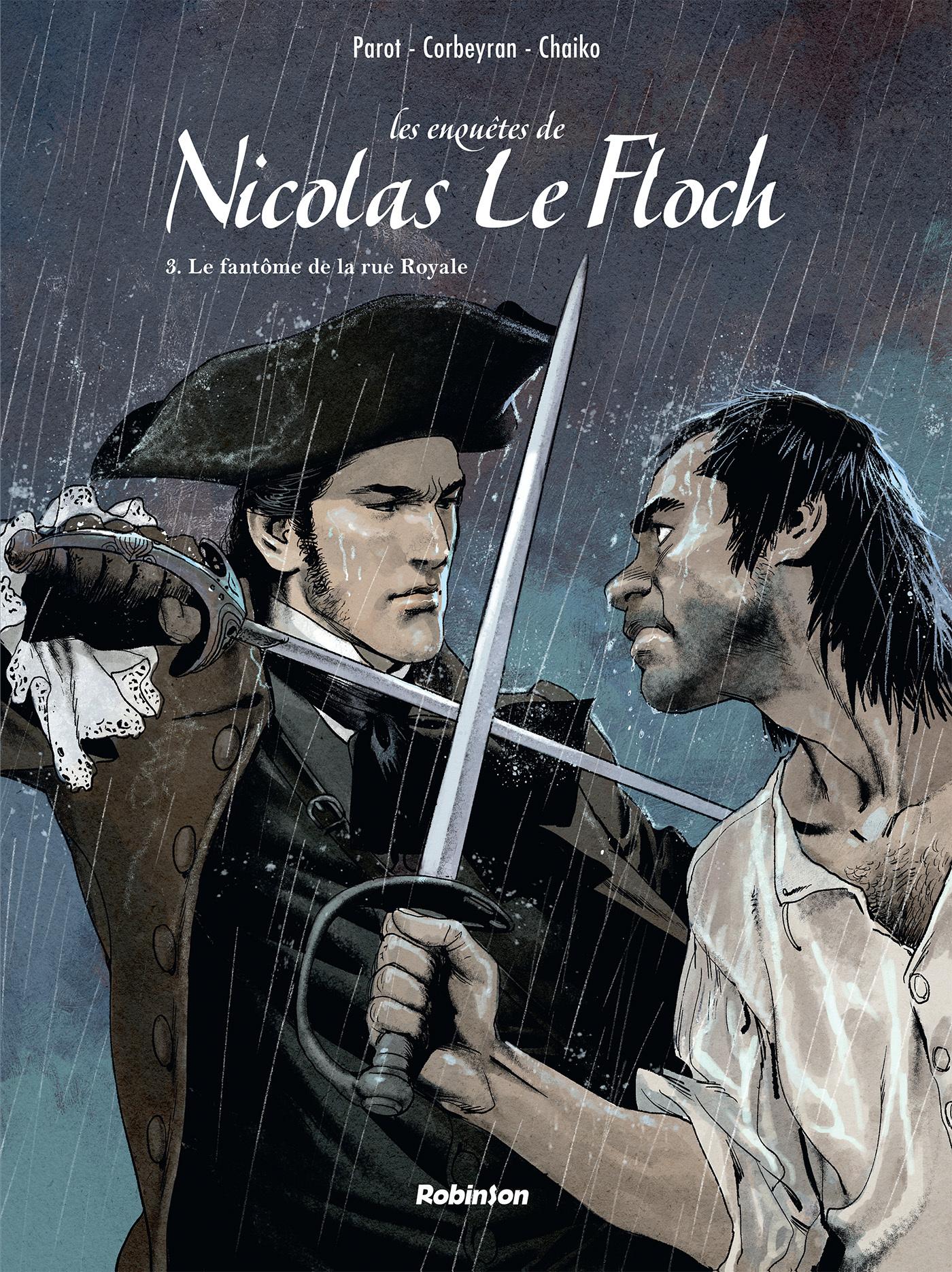 NICOLAS LE FLOCH TOME 3