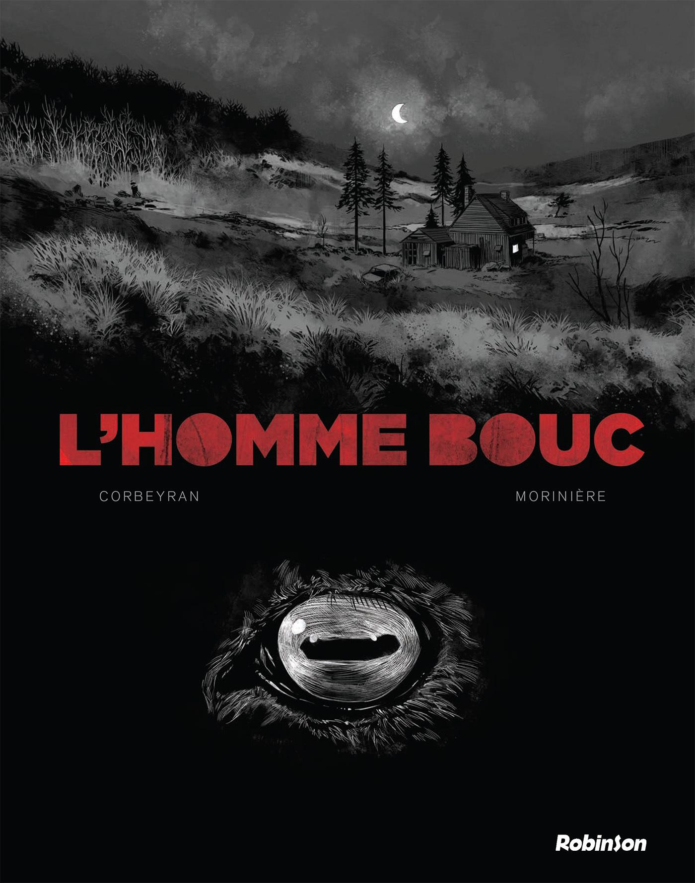 L'HOMME BOUC