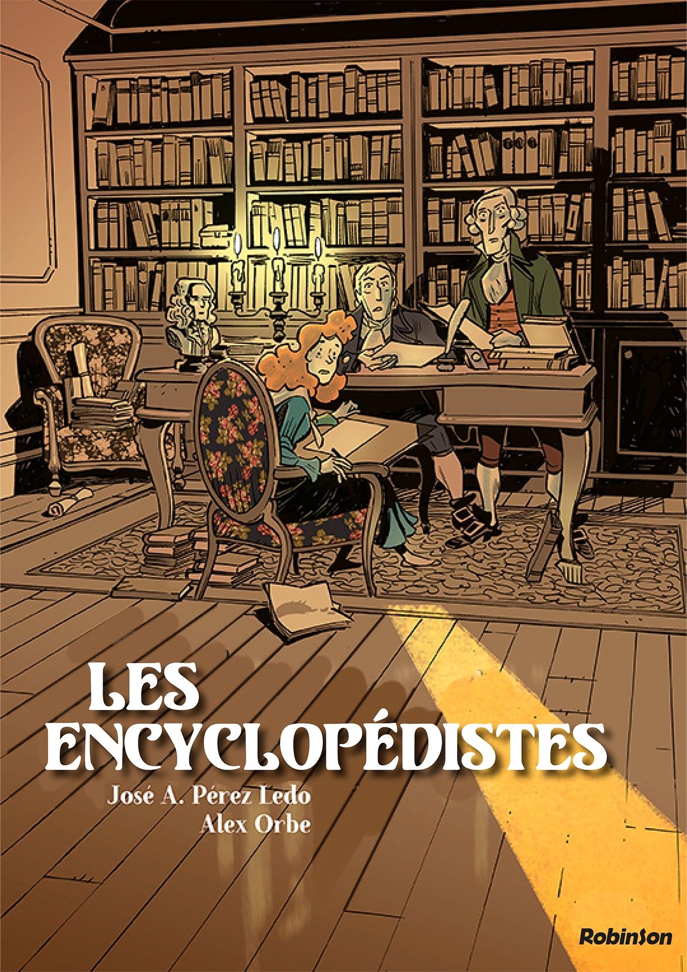 LES ENCYCLOPEDISTES