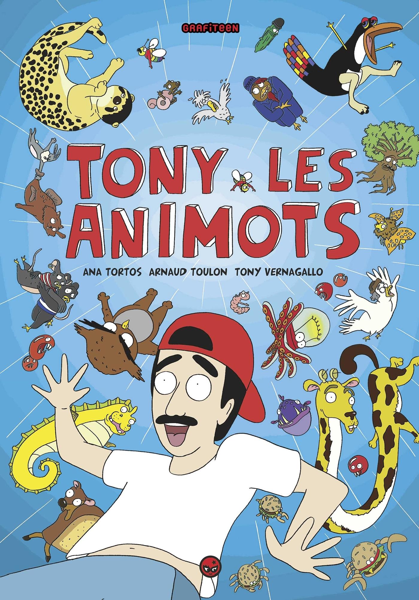TONY LES ANIMOTS, TOME 01