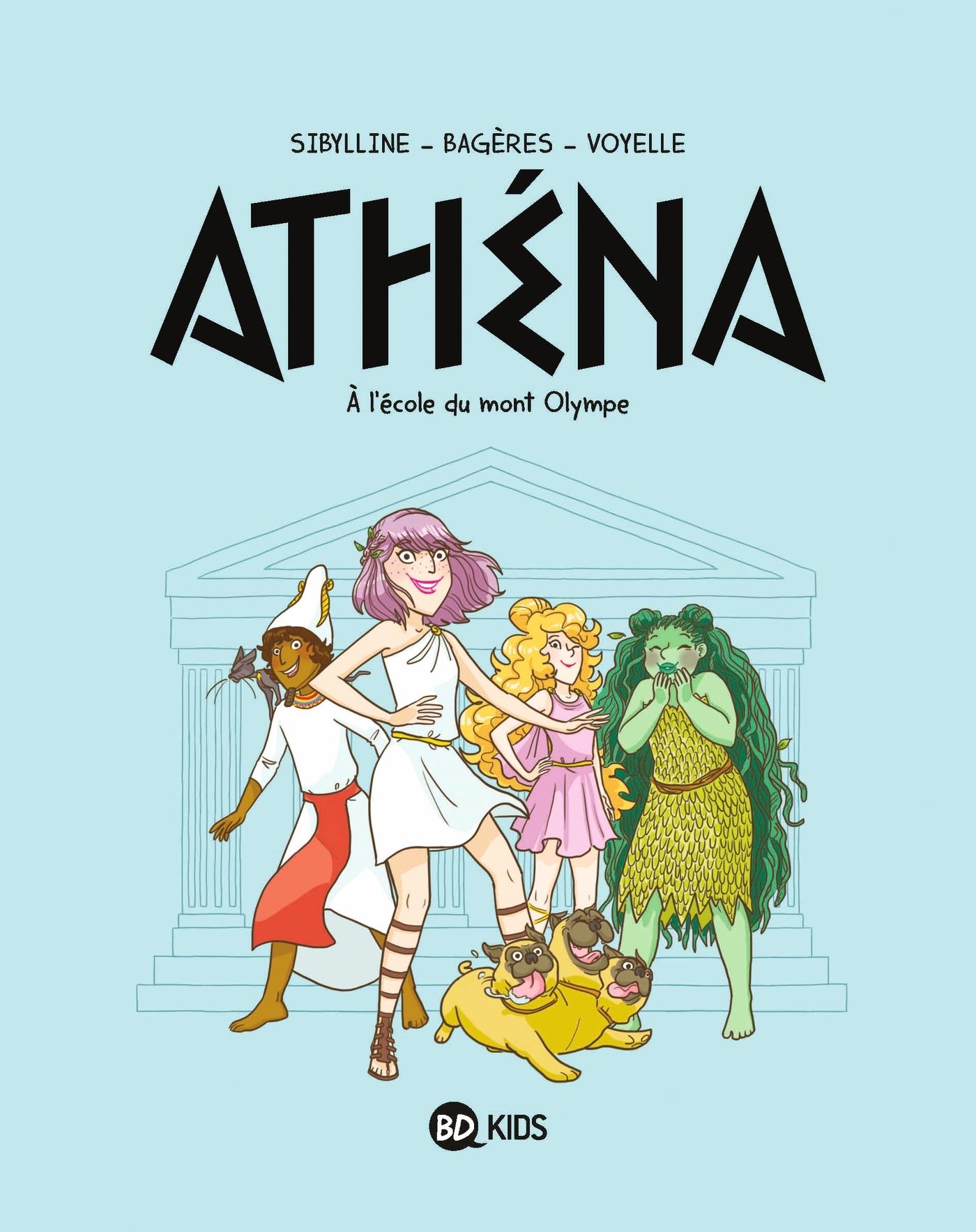 ATHENA, TOME 01 - ATHENA 1